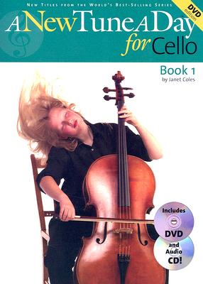 A New Tune a Day for Cello By Coles, Janet