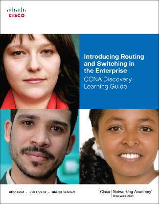Introducing Routing and Switching in the Enterprise By Reid, Allan/ Lorenz, Jim/ Schmidt, Cheryl